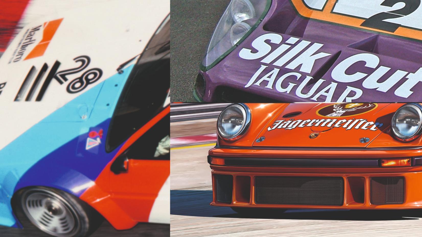 Topp 10 dekor racing