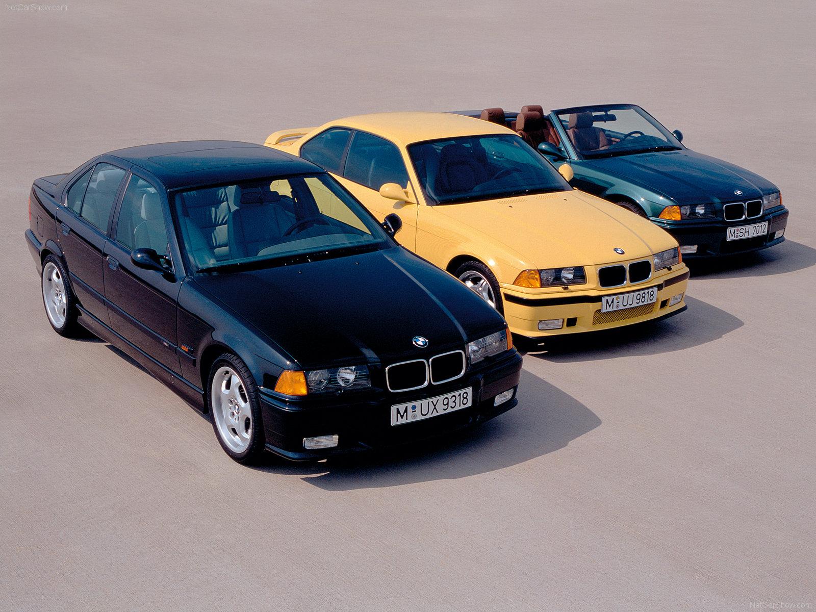 10 Sportsbiler på budsjett - BMW 3-Serie E36