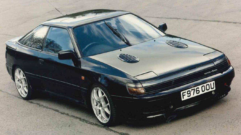 Fjerde generasjon Toyota Celica ble produsert mellom 1985 og 1989