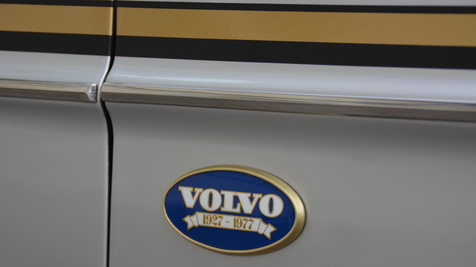 Ukas bil: 1977 Volvo 244DL Jubileum