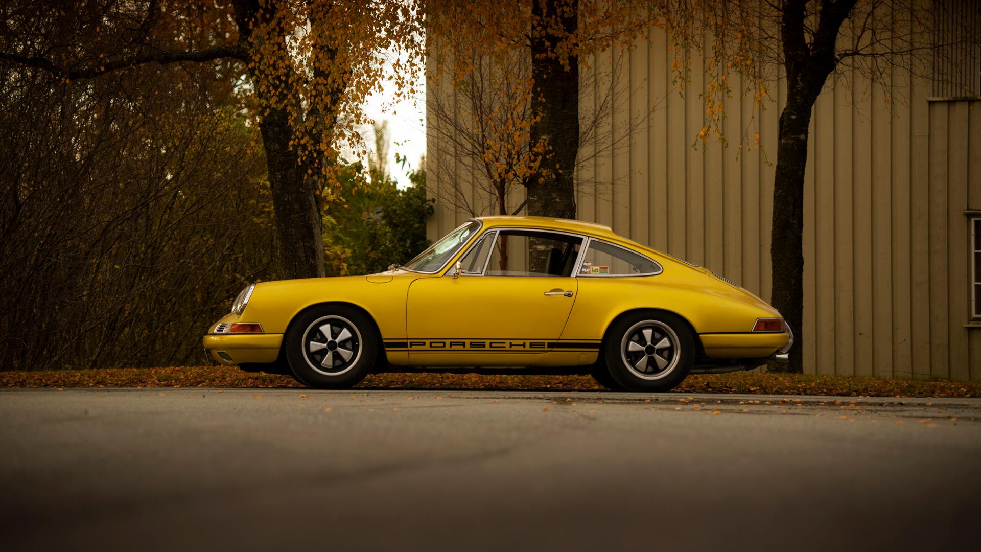 - Den sier bare «Mer! Mer!» - 1966 Porsche 912