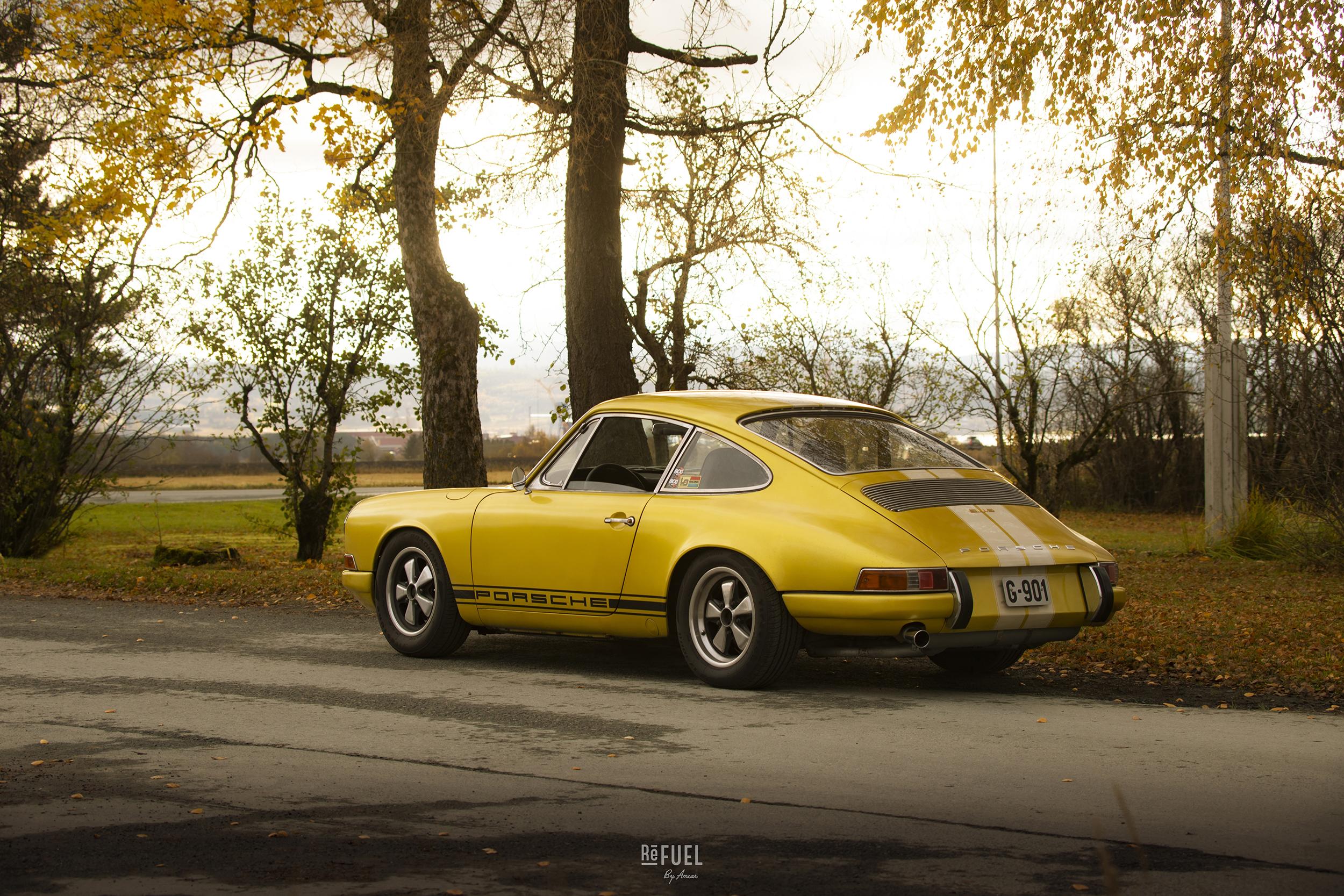 Gode kjøreegenskaper og Porsche hører liksom sammen.
