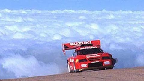 Suzukis mest sinnssyke bil!