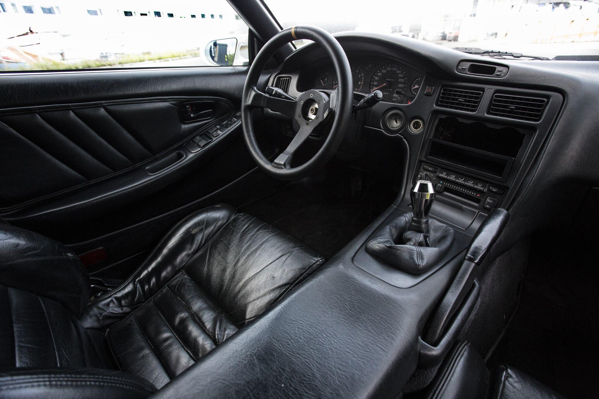 10 Sportsbiler på budsjett - Toyota MR2