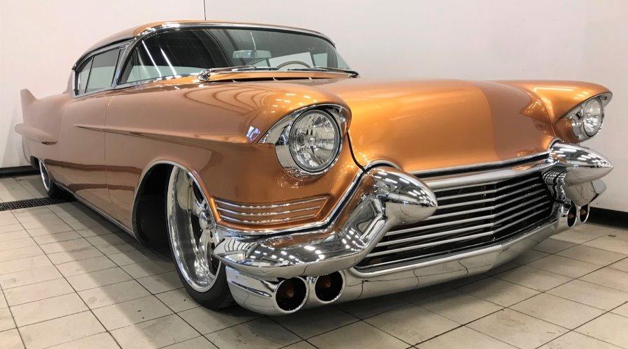 Ukas bil – 1957 Cadillac DeVille