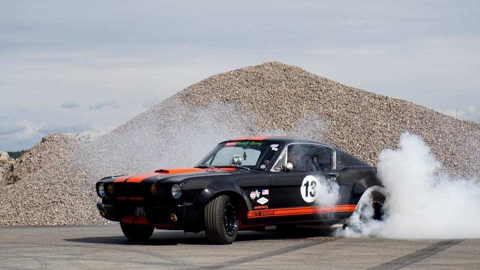 Ukas bil – 1966 Ford Mustang