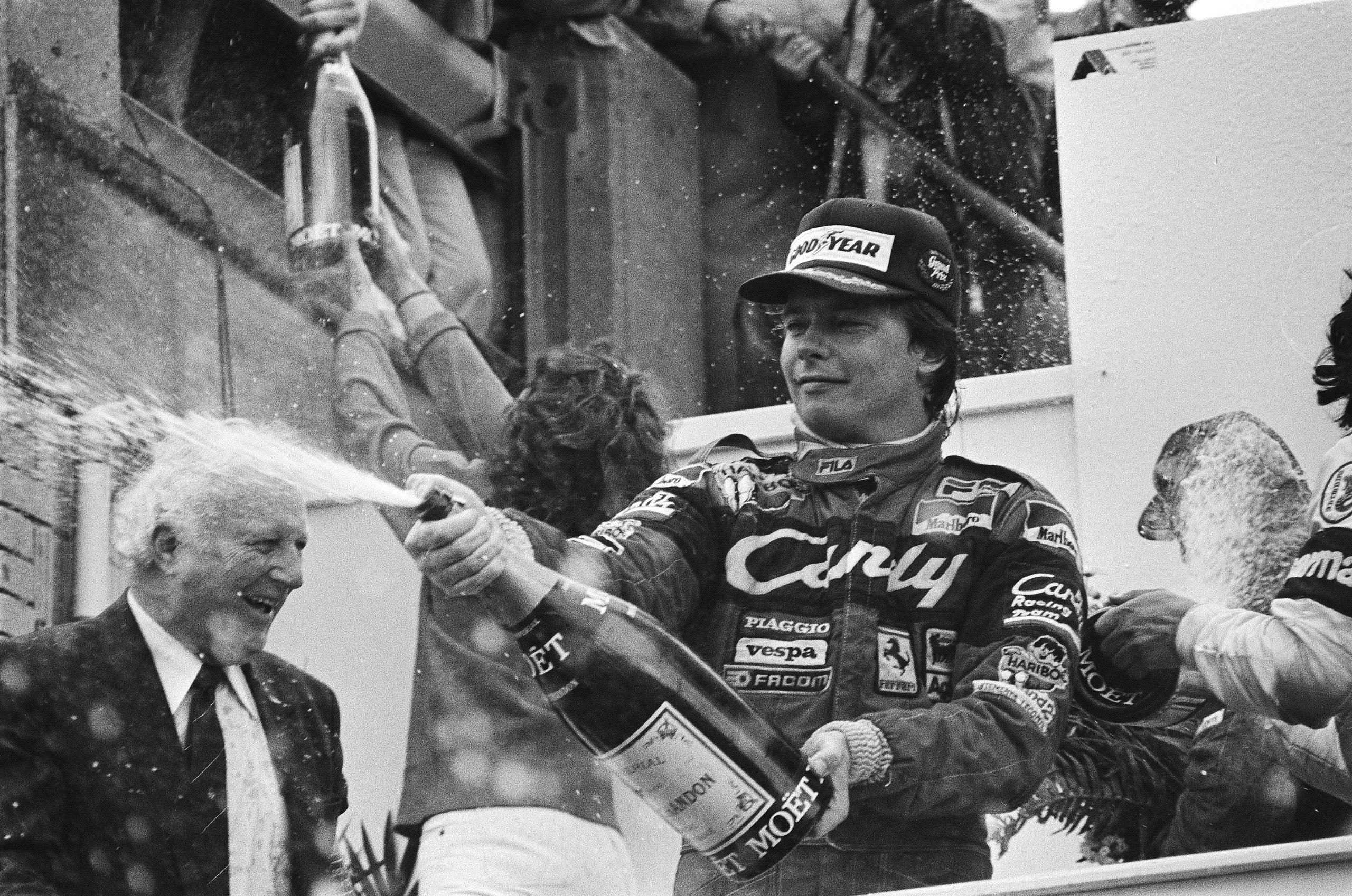 1982: Den tragiske historien om Didier Pironi, og den mest vanvittige Formel 1-sesongen noensinne