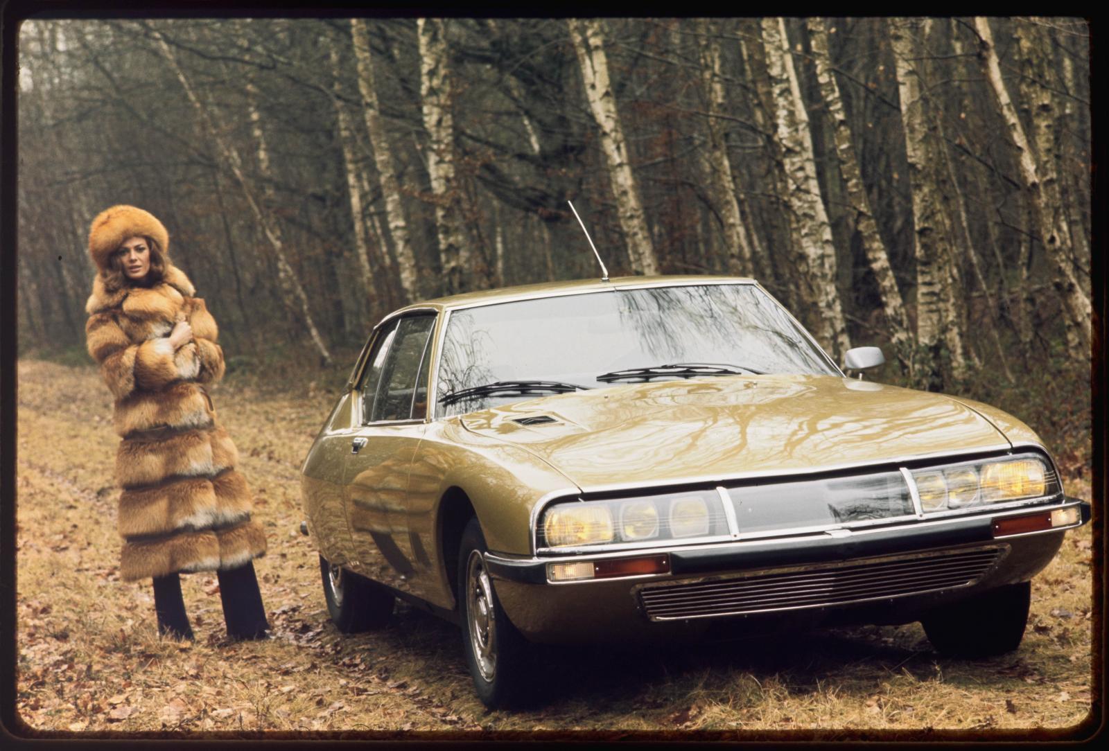 Lordens Garasje: Biler som trenger en forklaring: Citroën SM