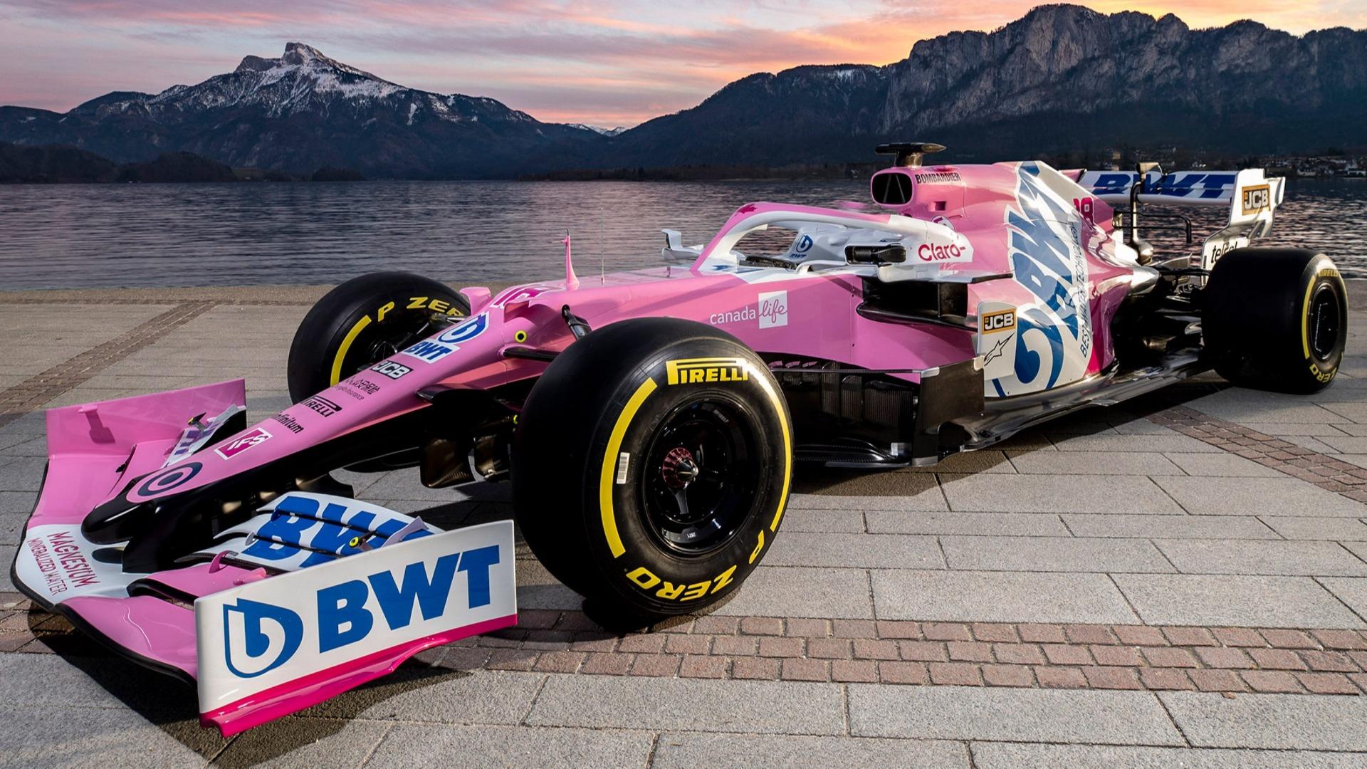Formel 1 sesongen 2020!