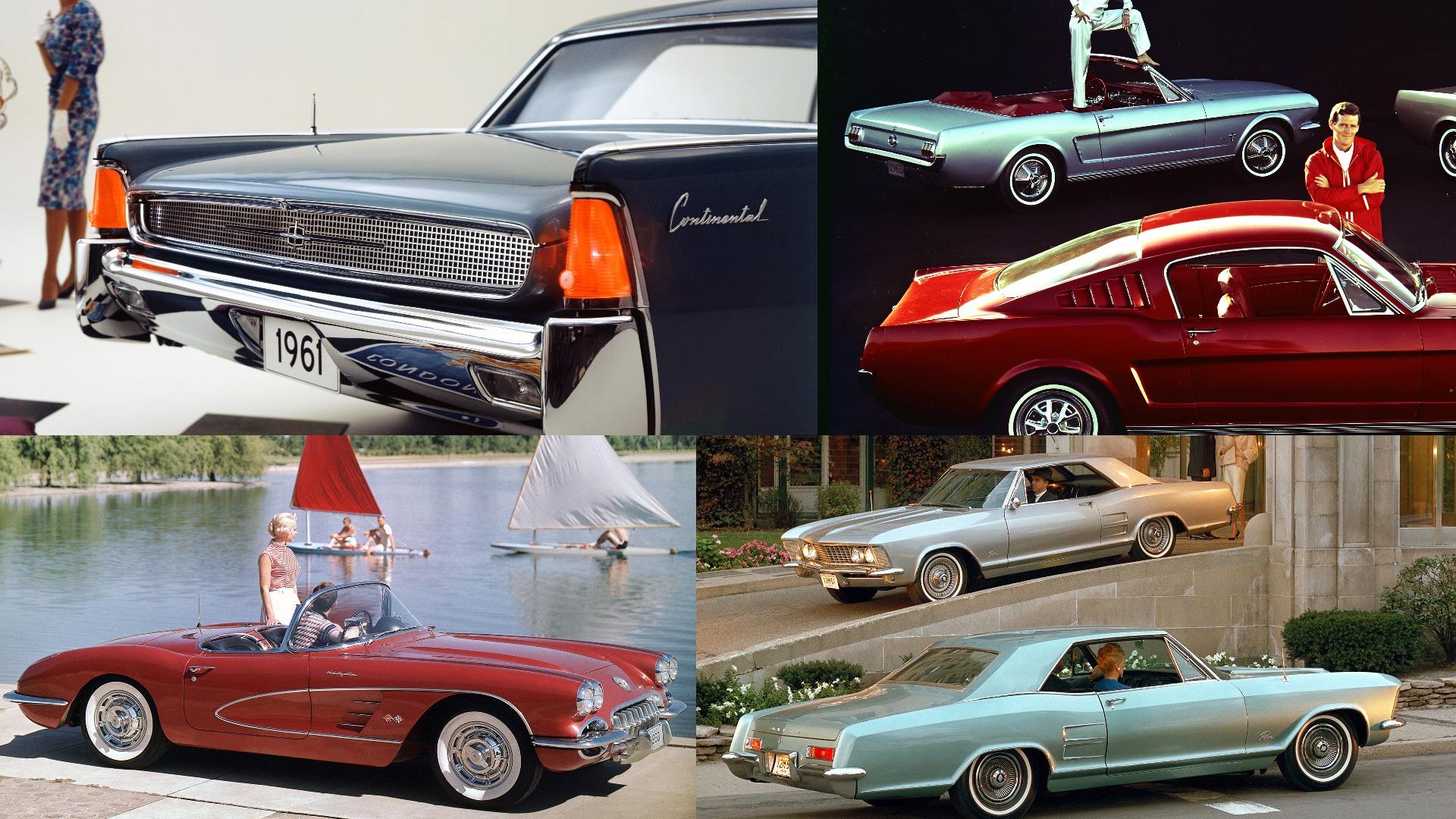 Lordens Garasje: Topp 10 Amcar