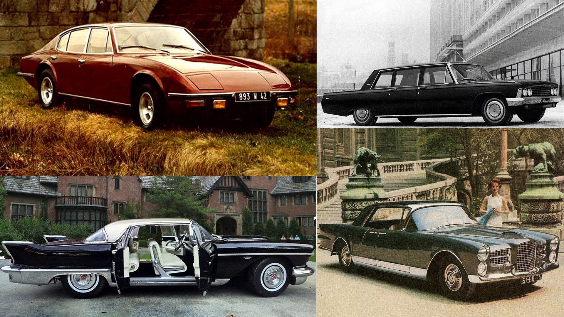 Lordens garasje – topp 10 luksusbiler