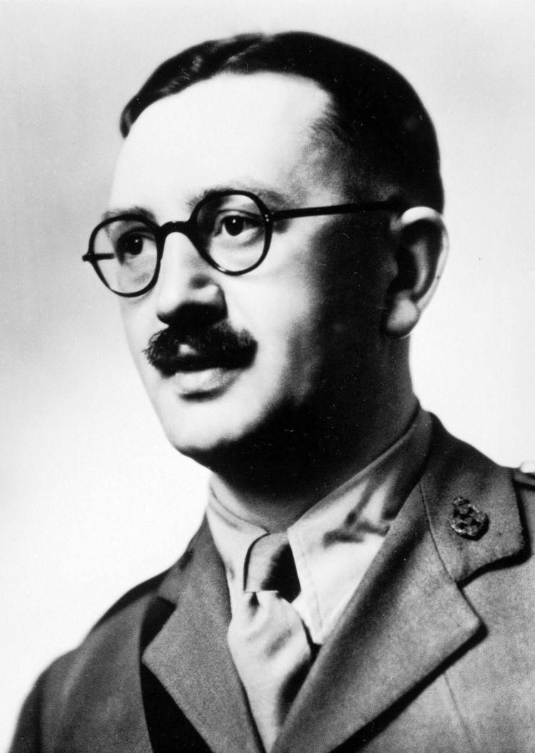 Major Ivan Hirst, mannen som reddet folkevognen.