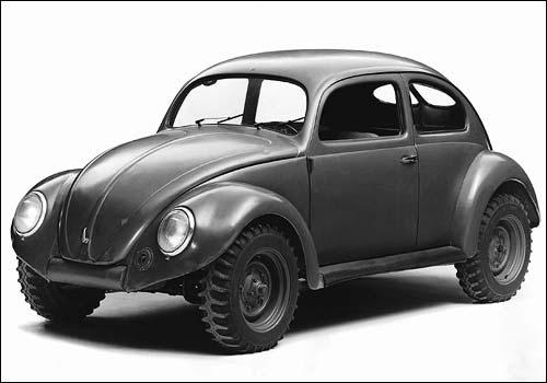 En firehjulsdrevet versjon av bobla (Typ 87) ble laget under krigen for Wehrmacht, og ble kjent som Kommandeurswagen.