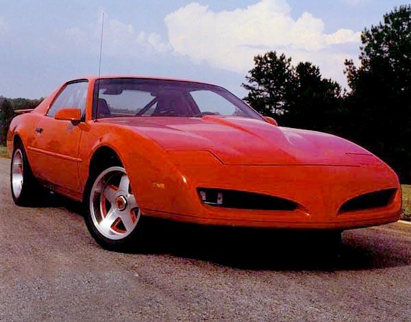 1991 Pontiac Firebird SLP Firehawk