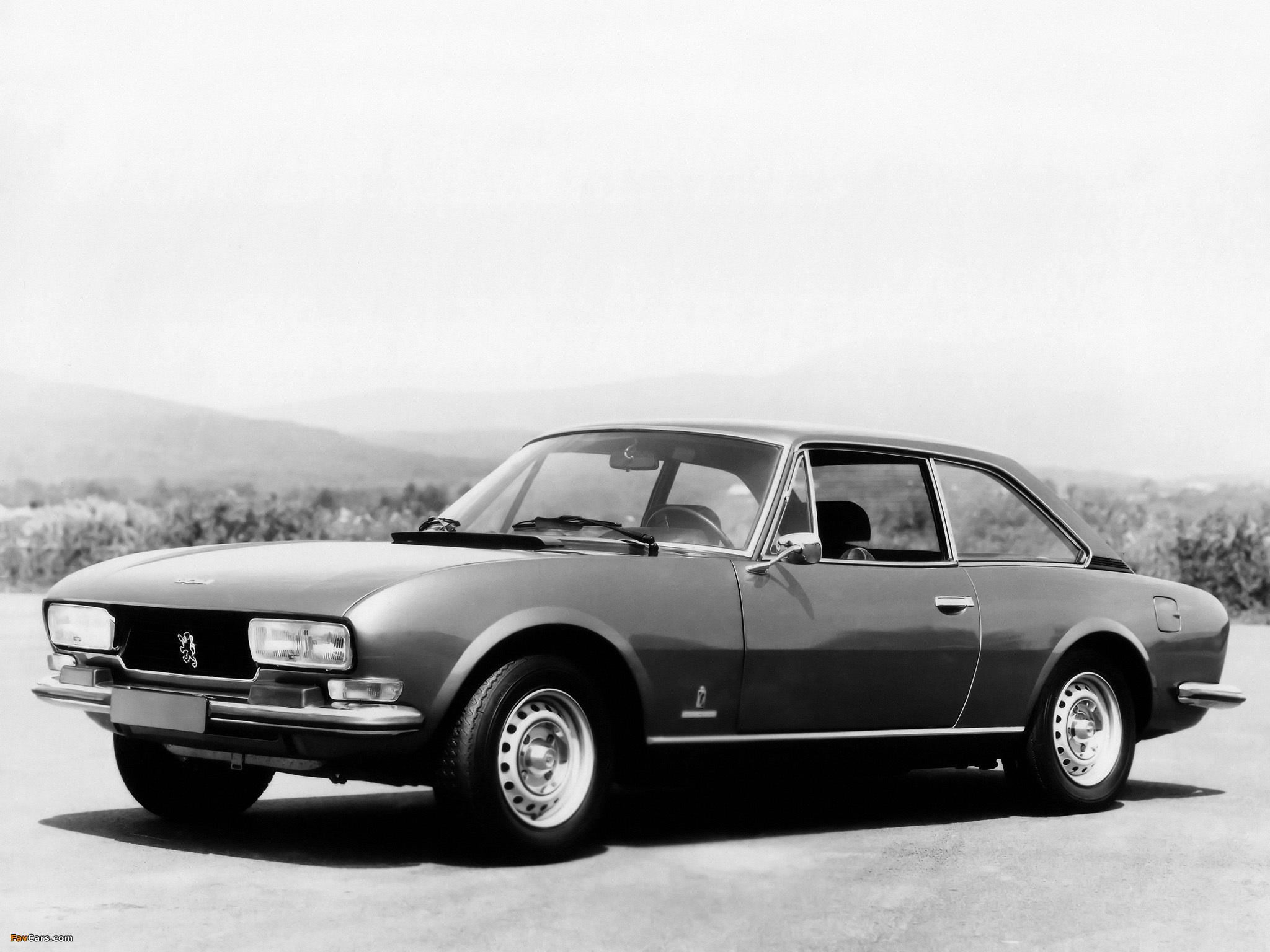 504 Coupe var linjelekker så det holdt, og er i dag høyt verdsatt.