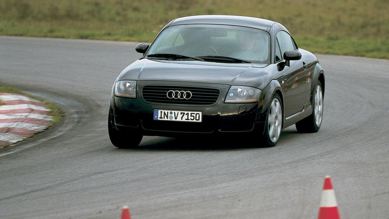 10 Sportsbiler på budsjett - Audi TT