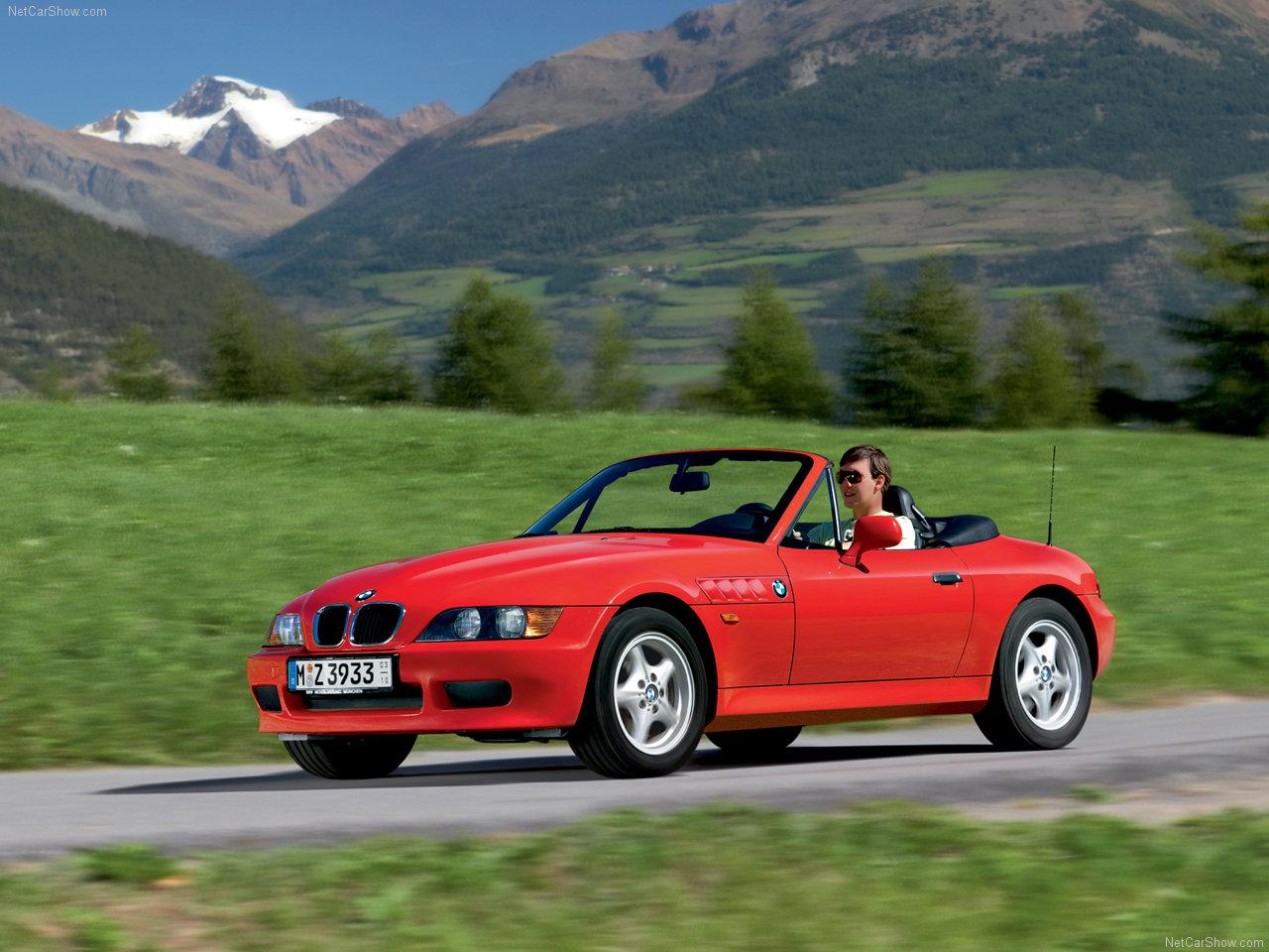 10 Sportsbiler på budsjett - BMW Z3