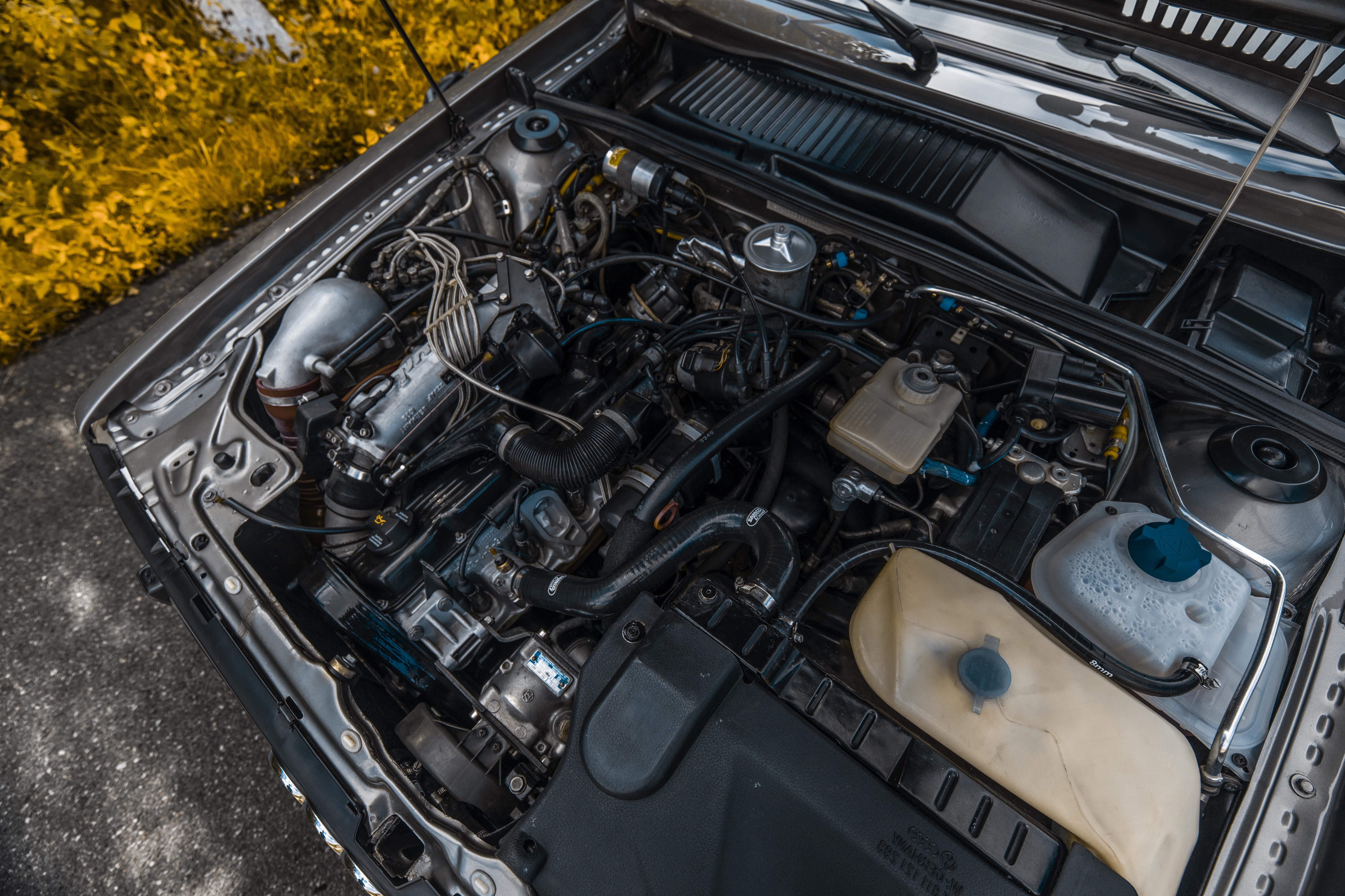 Audis rekkefemmer er kunst av ypperste sort
