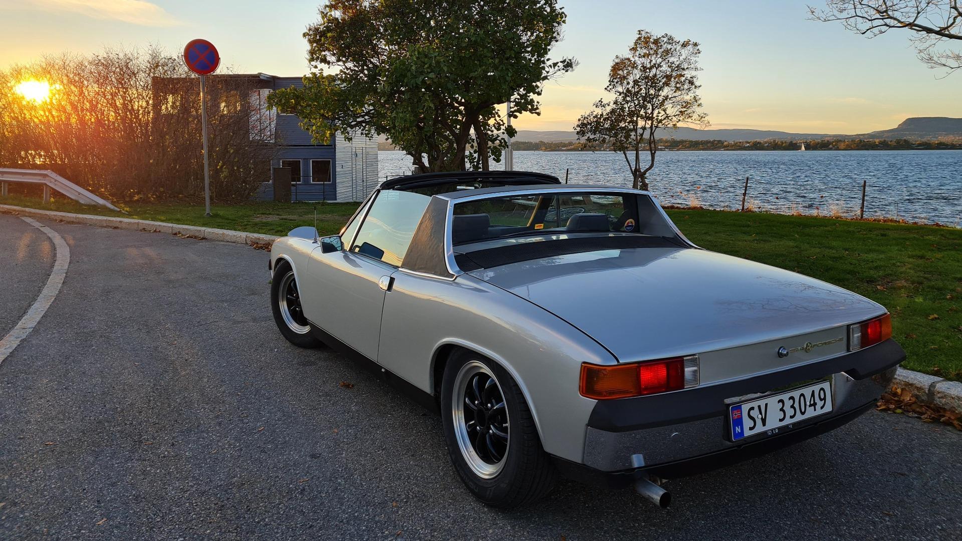 Ukas bil – 1971 Porsche 914