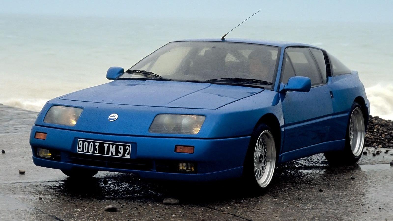 1990 Alpine Le Mans.