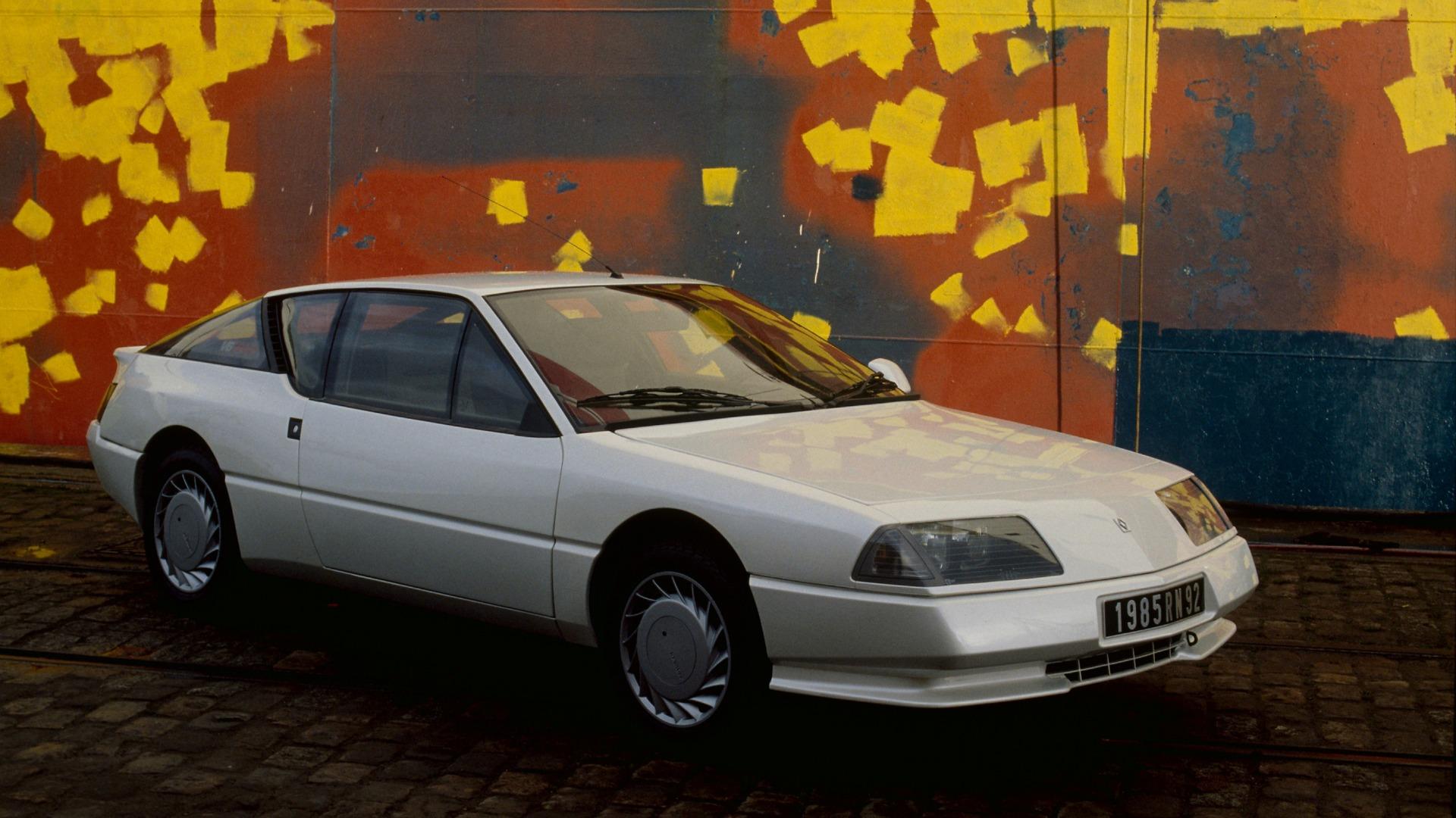 Alpine V6 GT.
