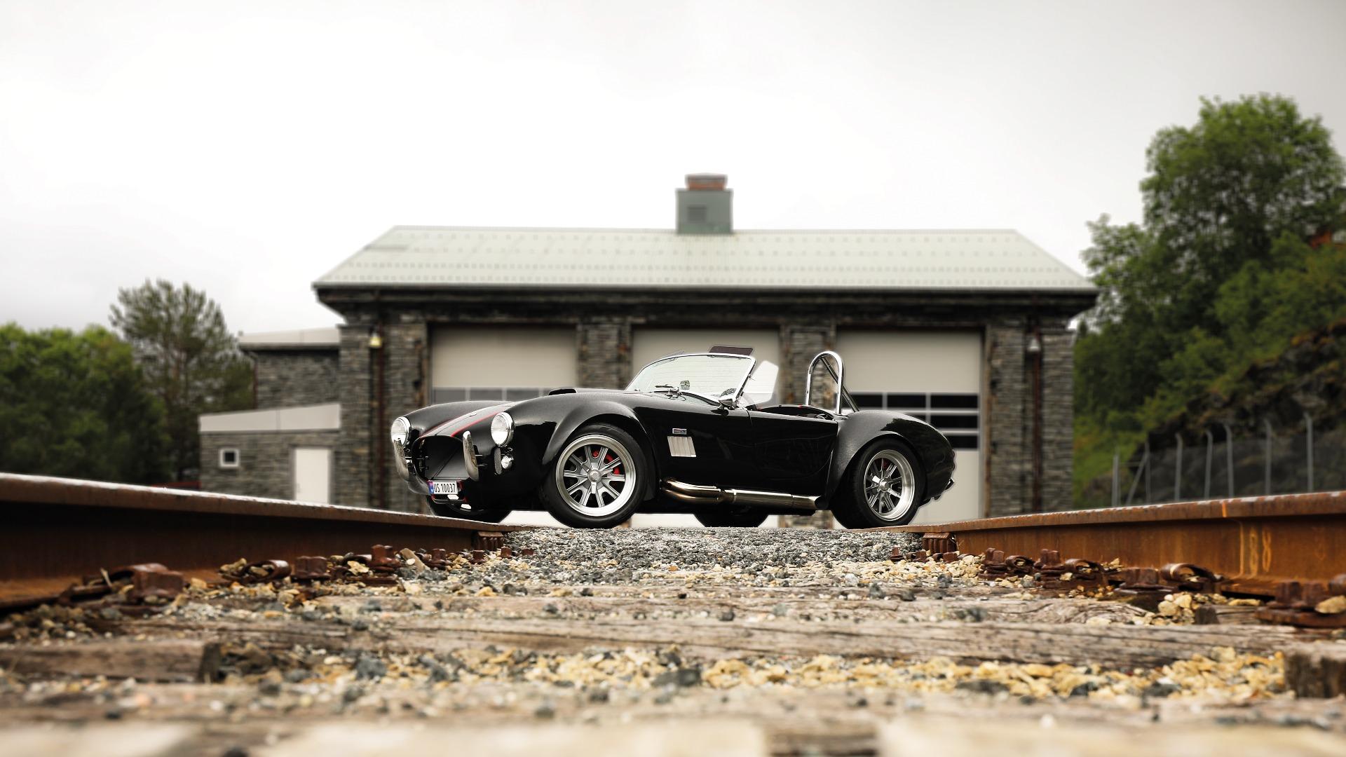 Neurotoxicity – 1965 427 SC Shelby Cobra