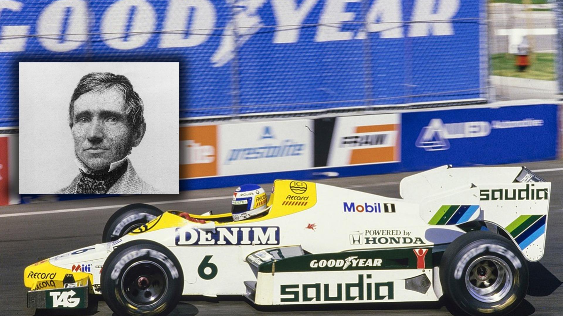 Lordens Garasje: Stein Pettersens beste bilminner, tidenes kuleste F1-bil og historien om Charles Goodyear