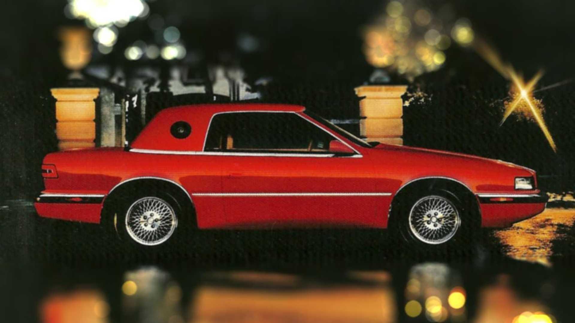 Chrysler TC by Maserati ble en flopp.