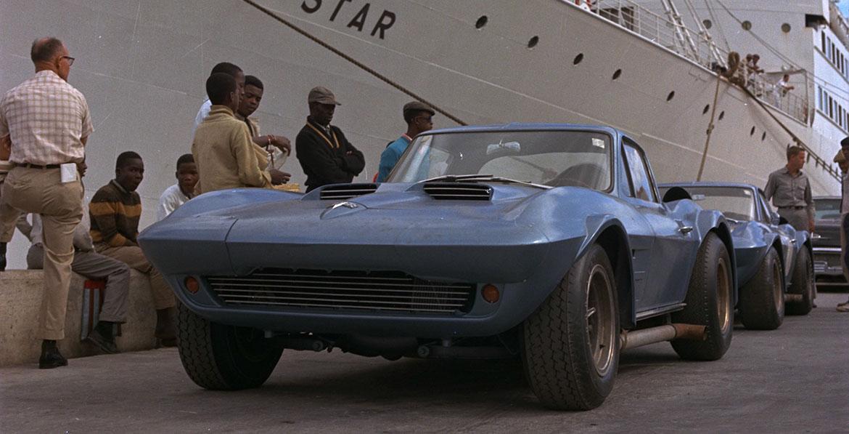 1963 Corvette Grand Sport i Nassau