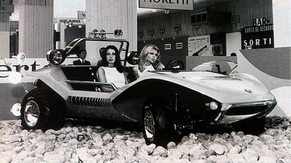 1970 Chrysler Simca Shake