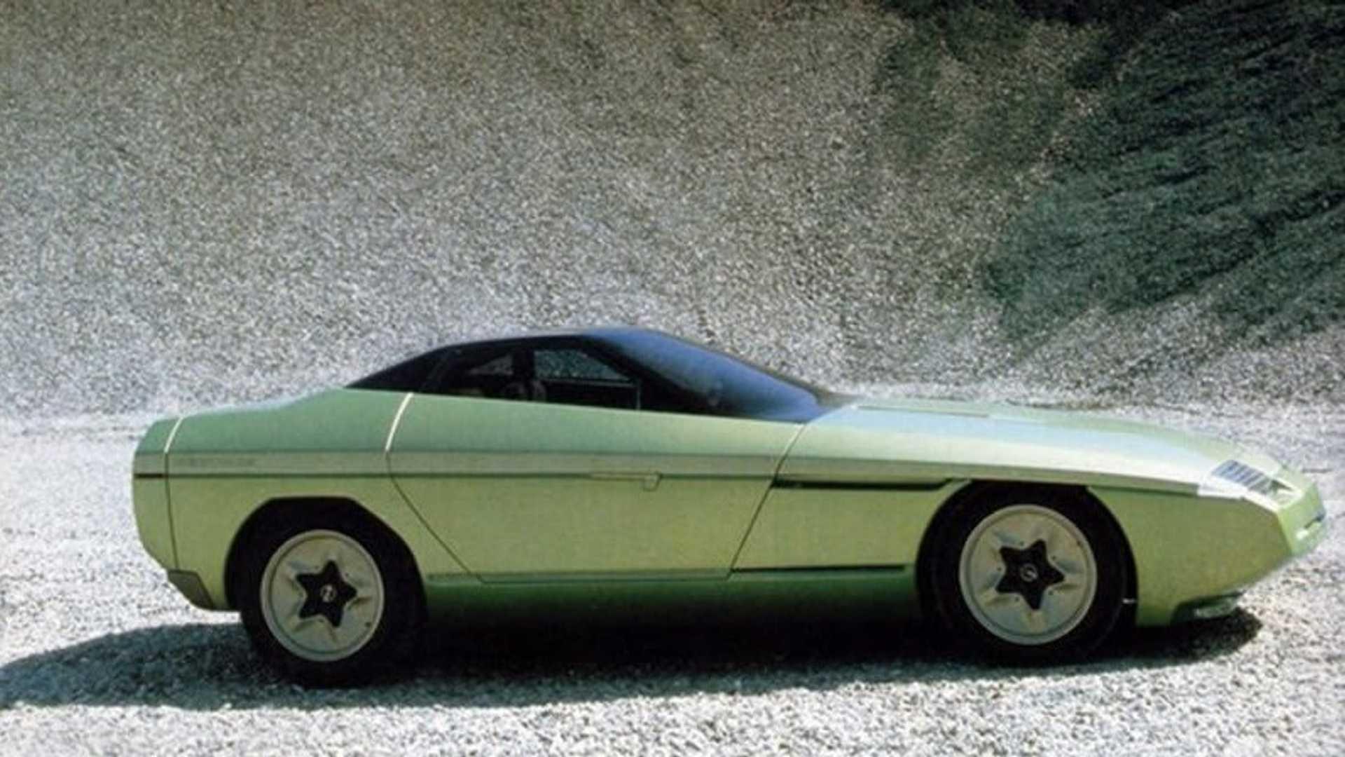 1984 Chevrolet Corvette Ramarro