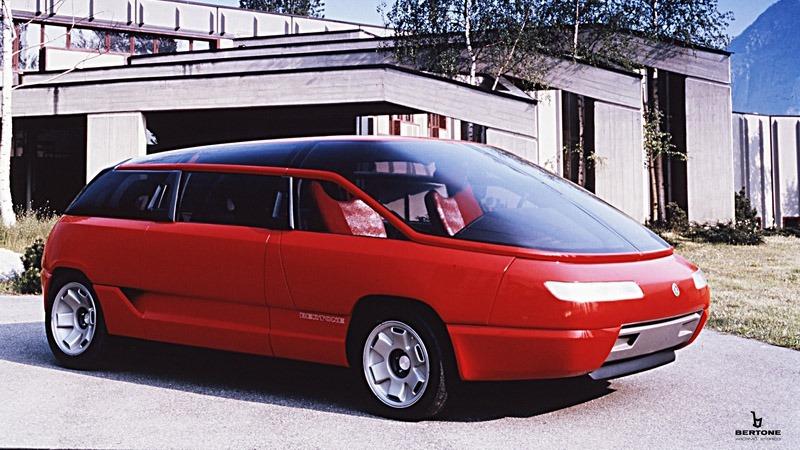 1988 Bertone Genesis