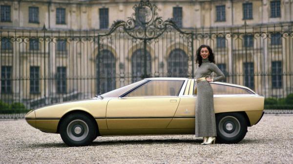 1972 Citroën GS Camargue