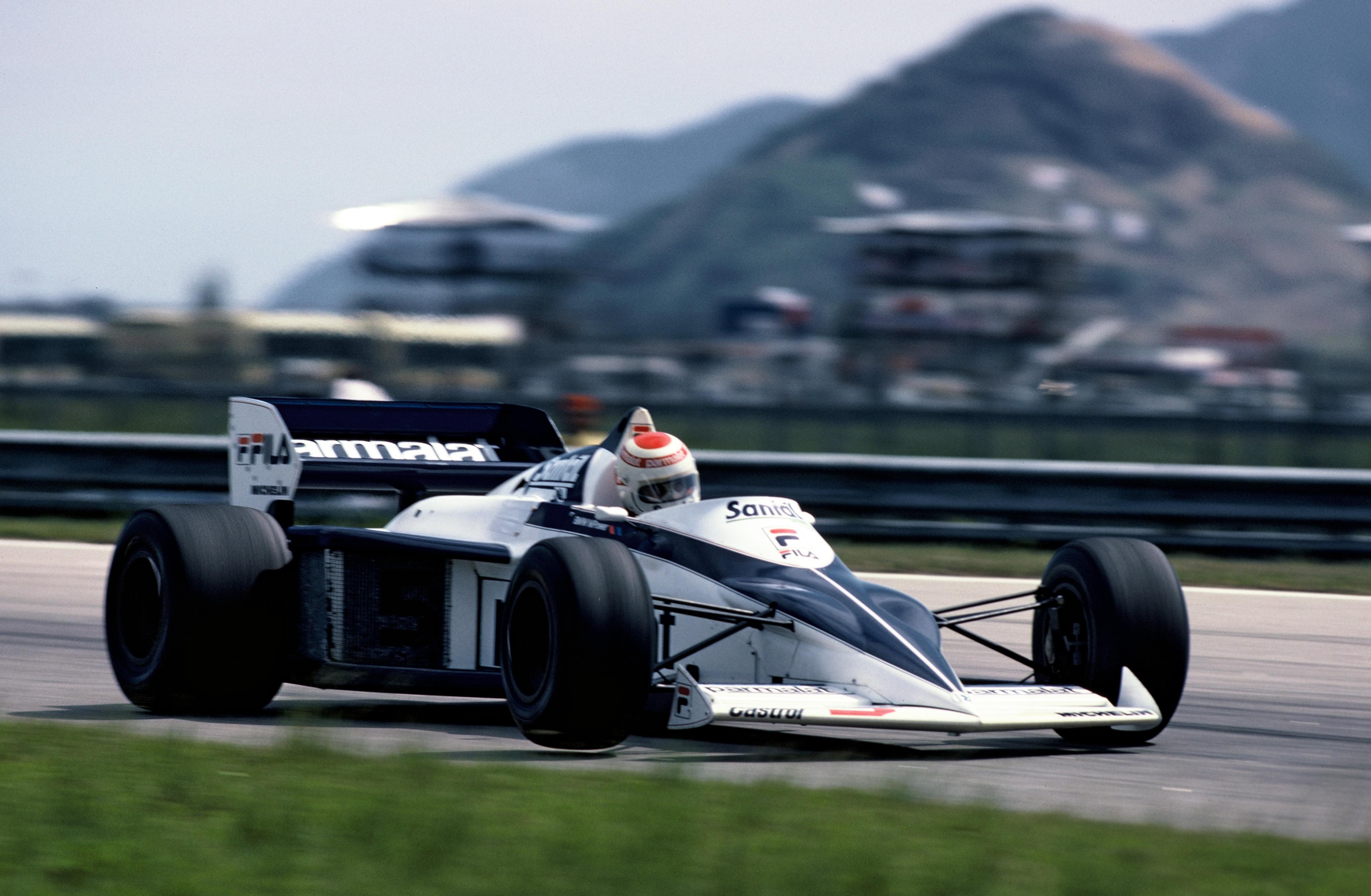 Da Nazi-bensin avgjorde Formel 1