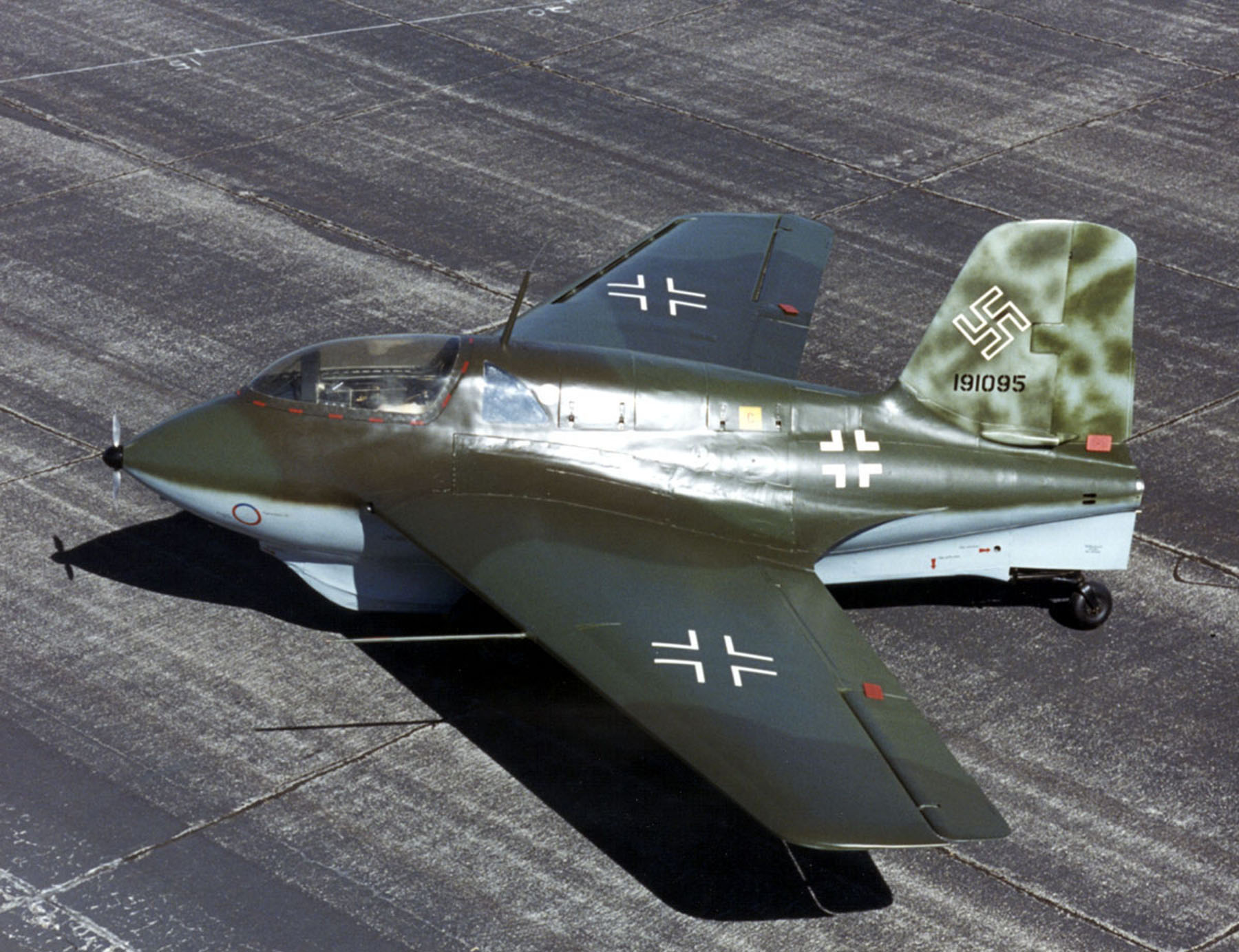 Messerschmitt Me 163 Komet