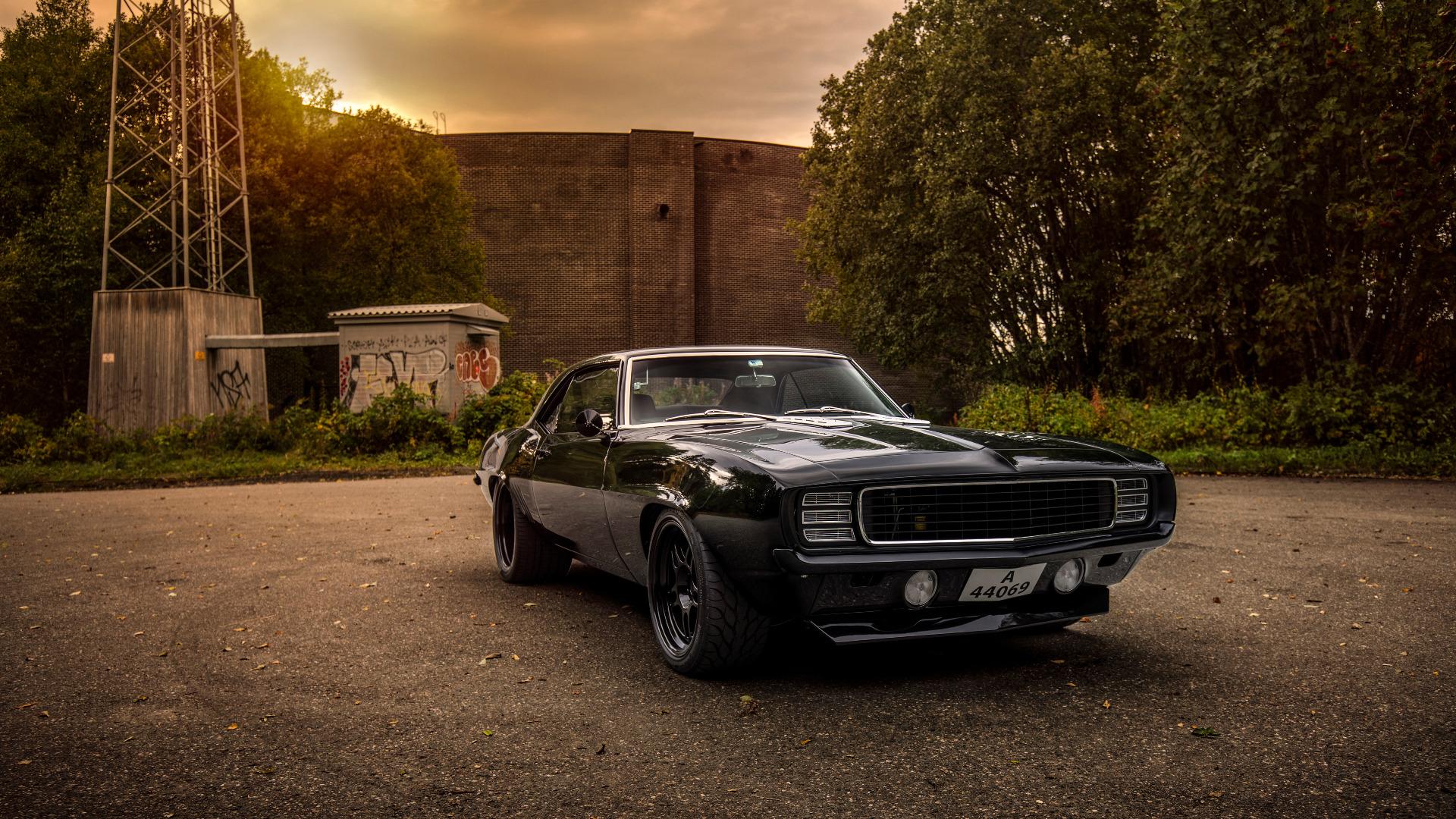 Helvetescamaroen - 1969 Chevrolet Camaro