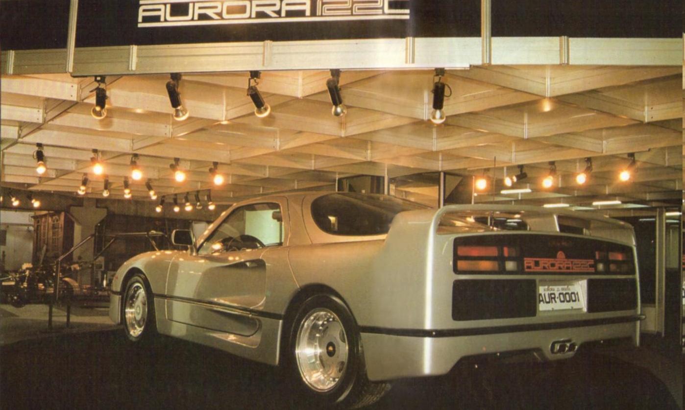 Aurora 122-C