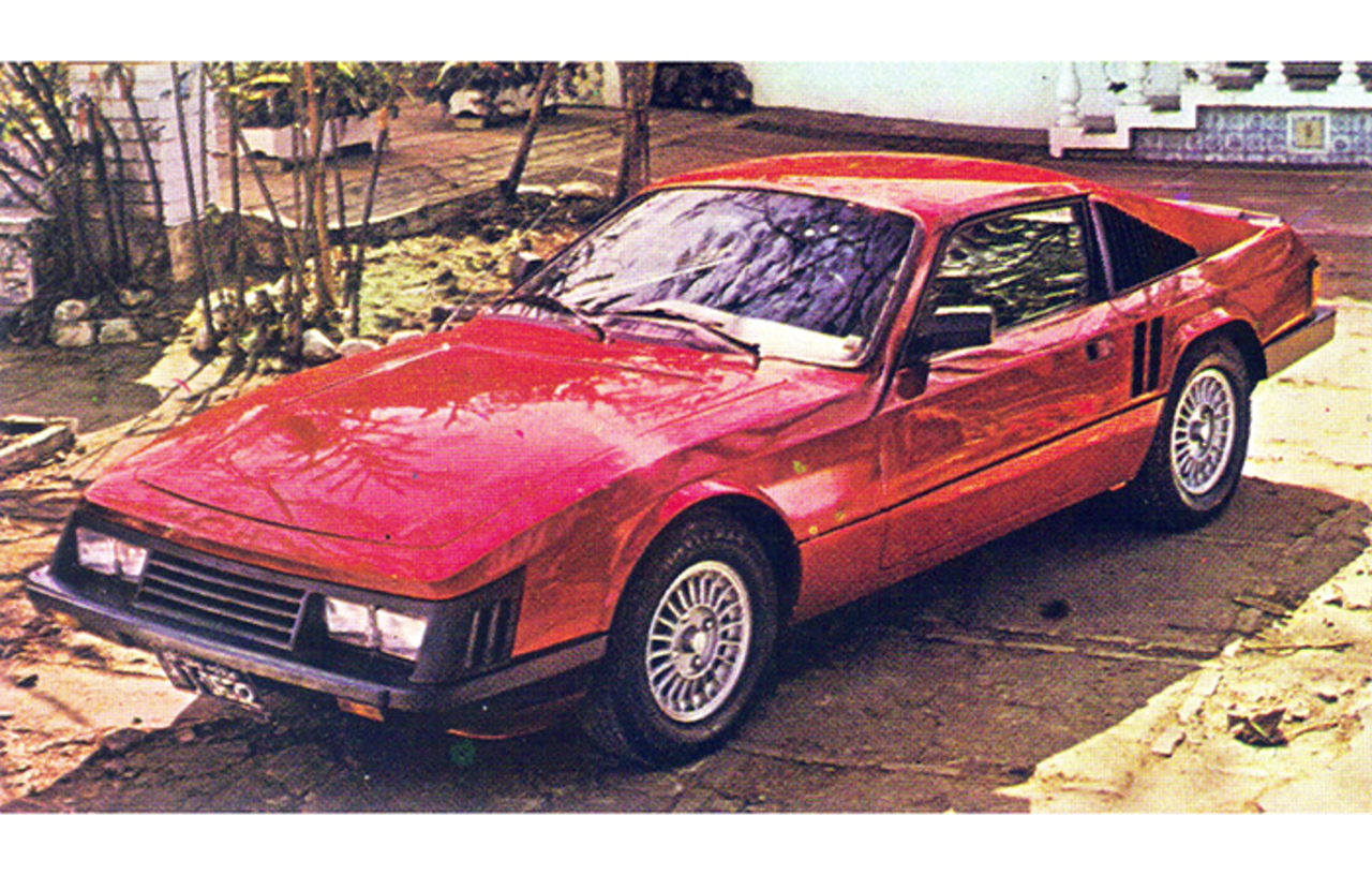 L'automobile Ventura