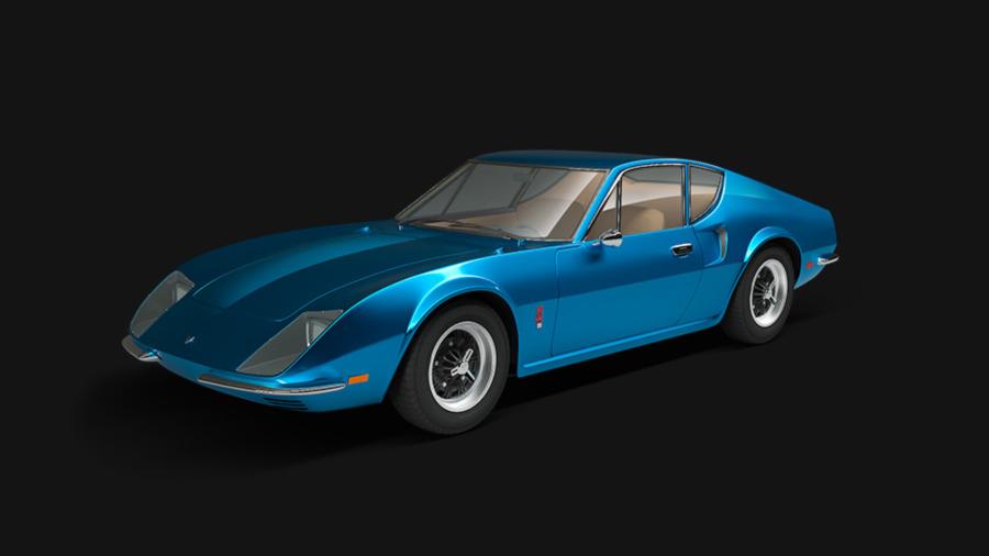 Puma GT4R