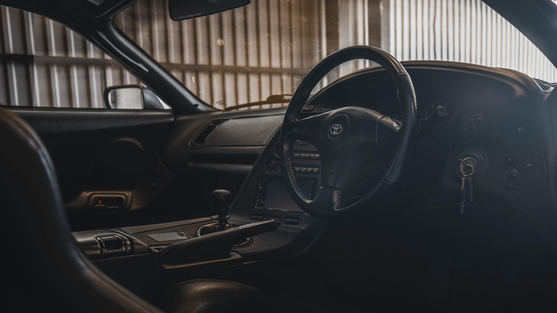 Drømmen om Toyota Supra - 1994 Toyota Supra