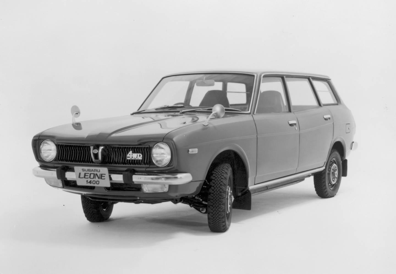 Subaru 1400