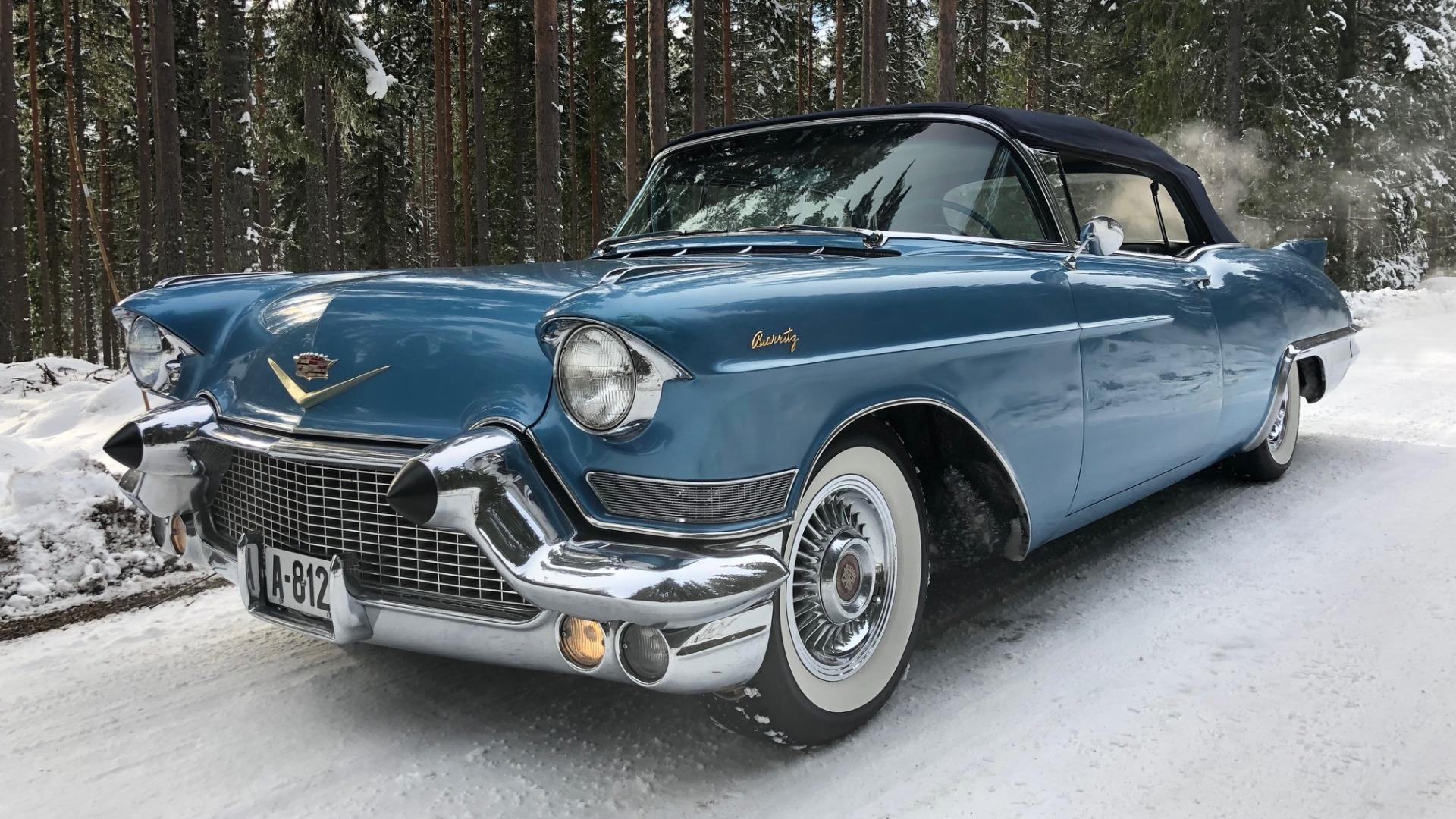 Ukas bil: 1957 Cadillac Eldorado Biarritz Convertible