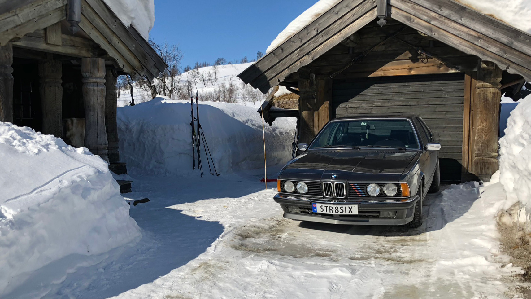 Ukas bil – 1980 6-serie 635CSi