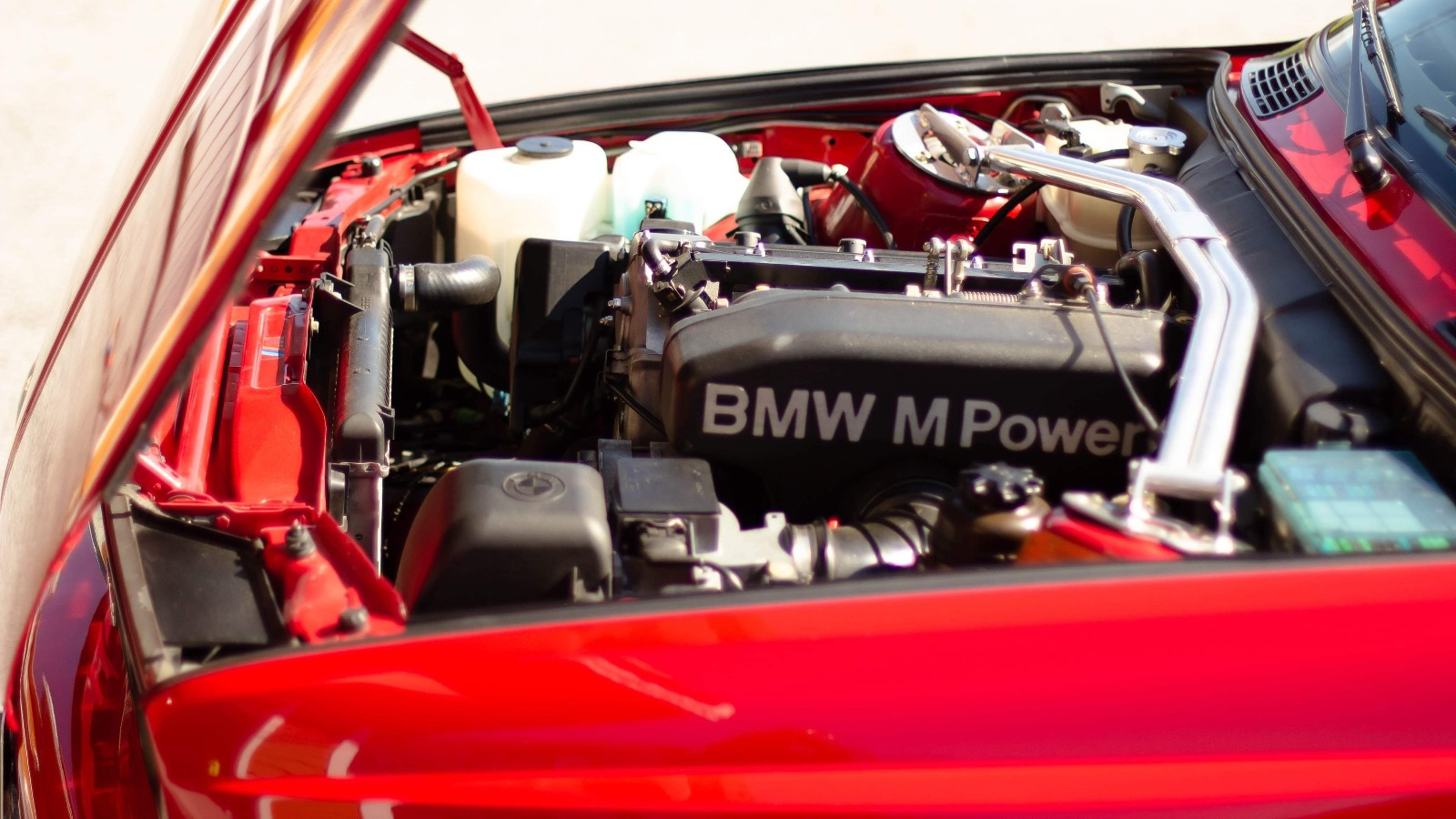 Ukas bil – 1989 BMW M3