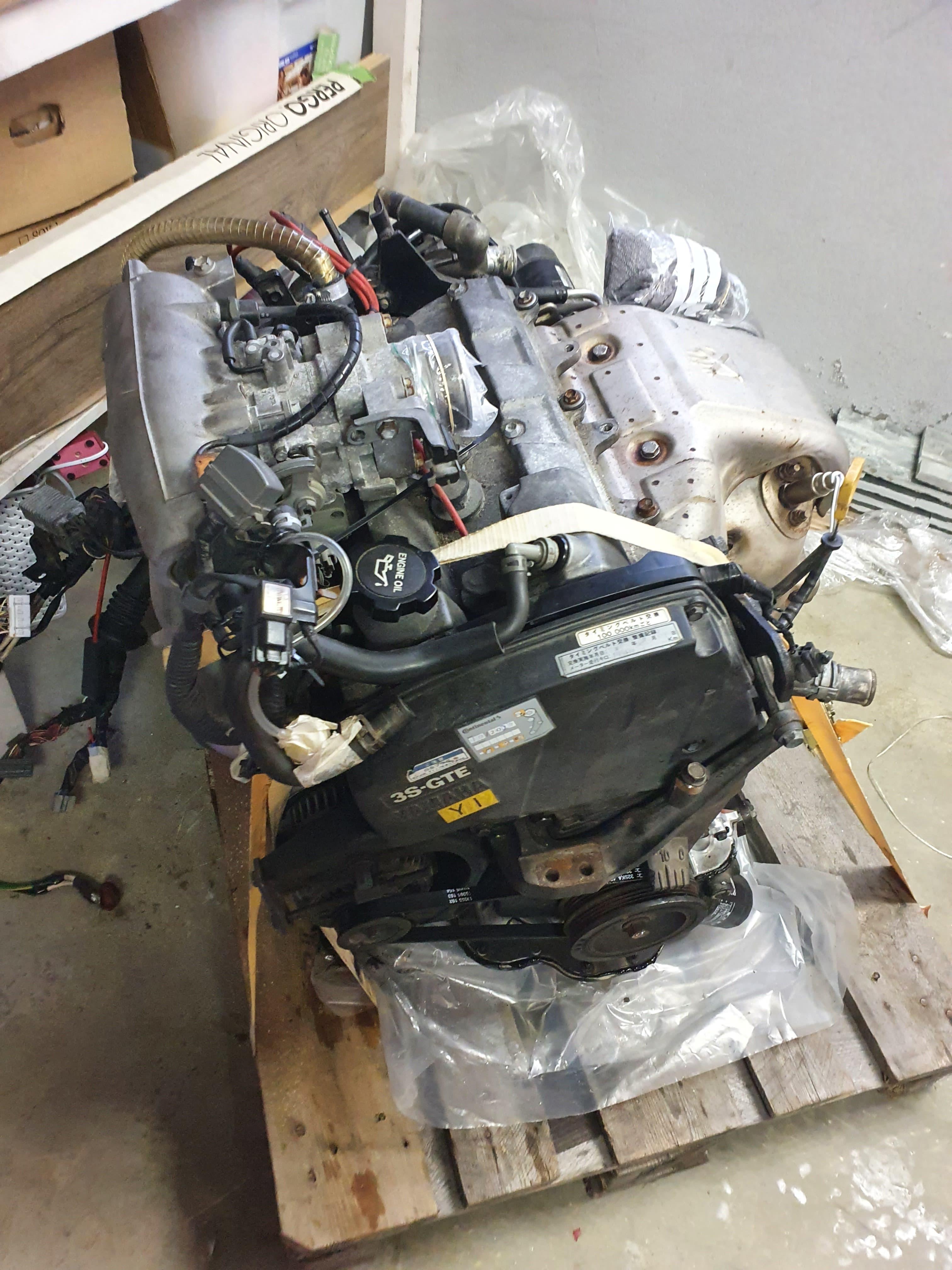 Ny motor er klar for vinteren.