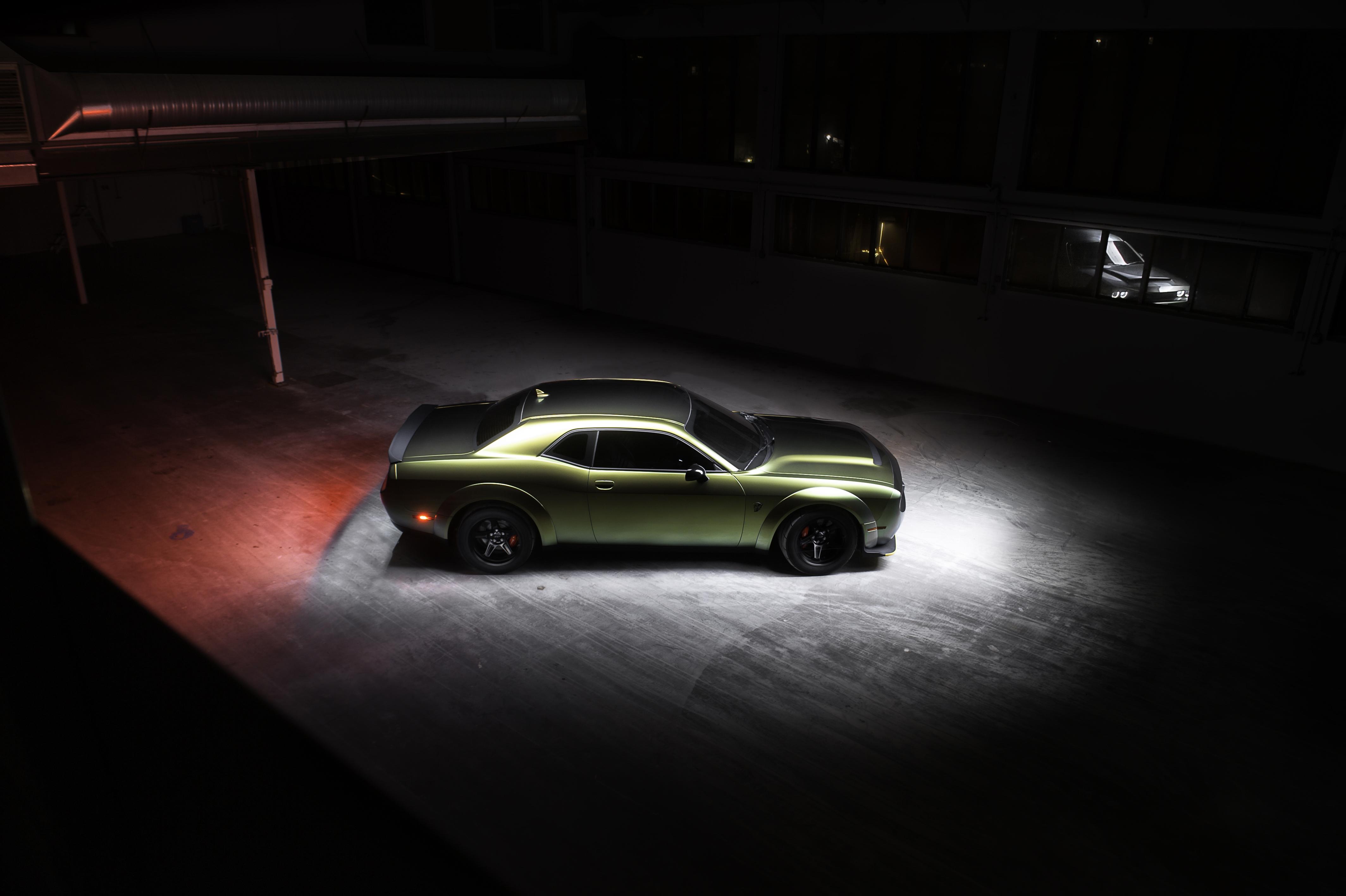 DEMONS BE DRIVEN - 2018 Dodge Challenger Demon