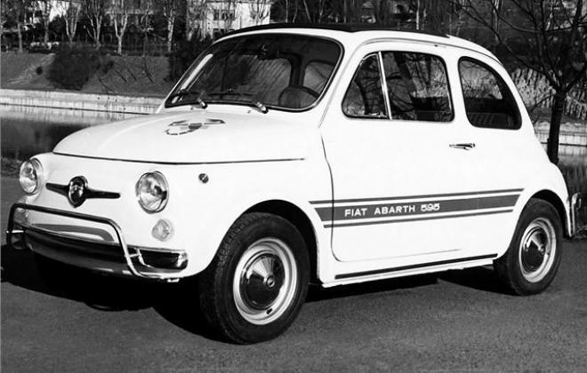 Abarth-versjonene av ultrapopulære Fiat 500 satte virkelig Abarth på kartet.