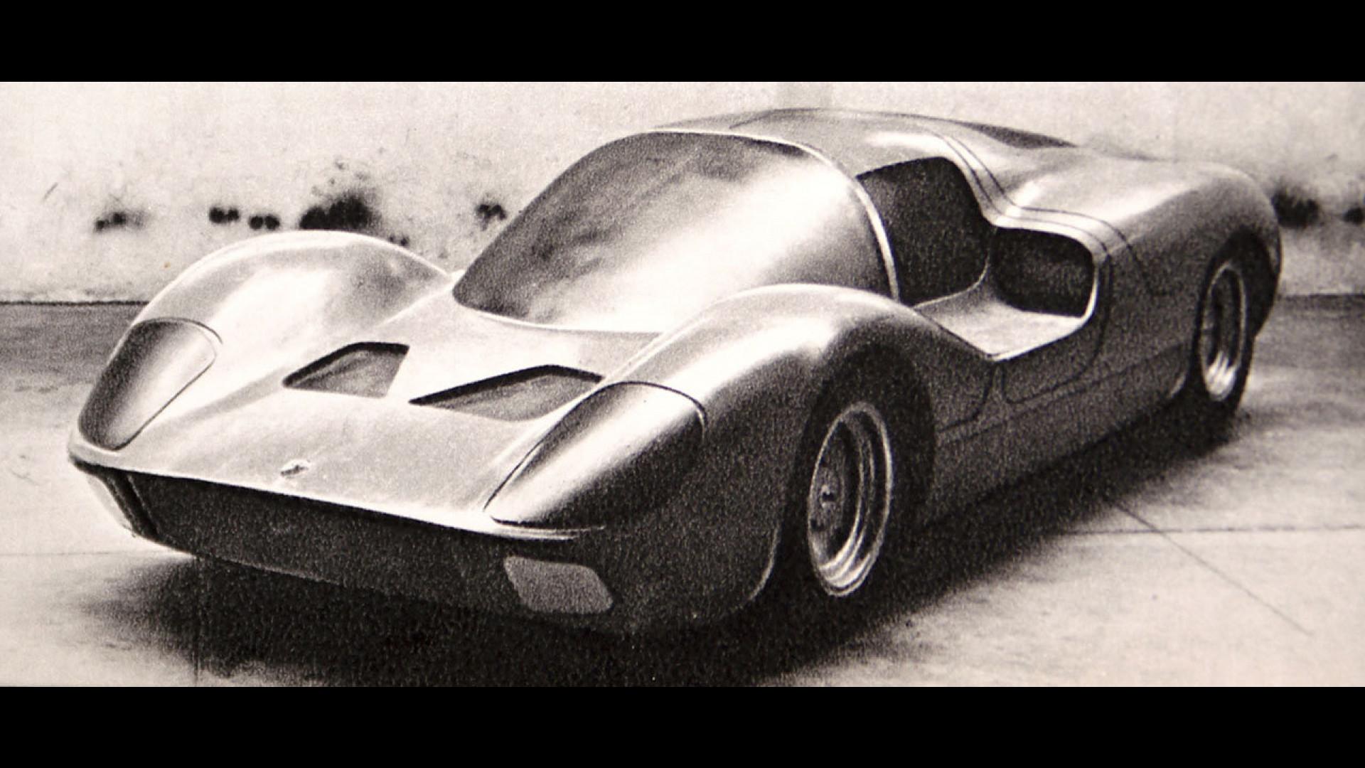 Abarth 6000 skulle ta opp kampen mot Ford GT40 MkIV på Le Mans i 1968, men reglene ble forandret, og ingen av dem fikk kjøre løp mer.
