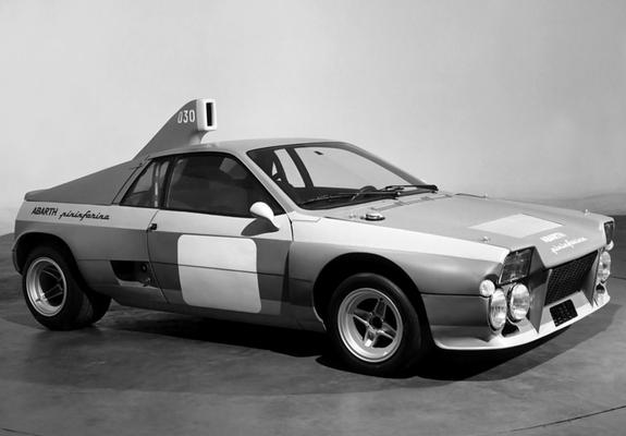 Abarth SE 030 var en del av utviklingen til det som ble rallymaskinen Lancia 037.