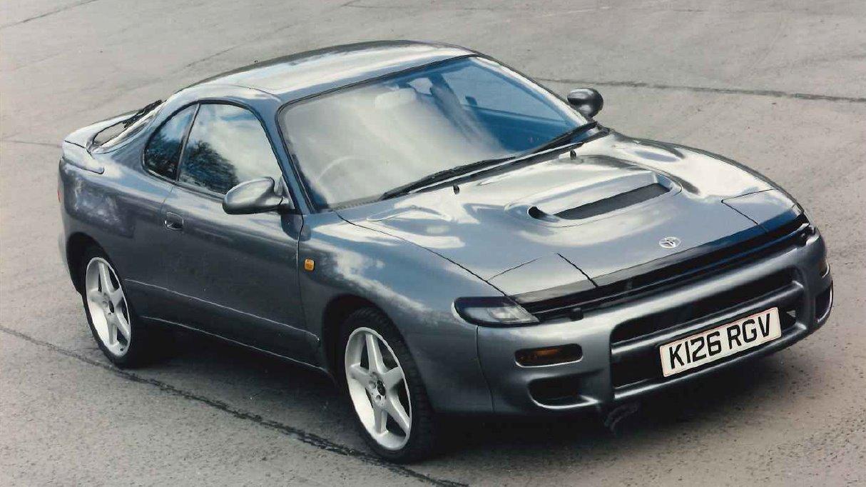 Femte generasjon Toyota Celica ble produsert mellom 1989 og 1993